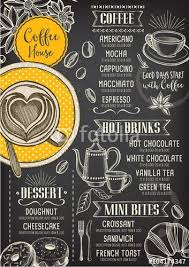 coffee shop menu template best 25 cafe menu design ideas on cafe menu menu