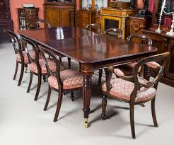 Antique Dining Room Table Beautiful Regency Dining Room Furniture Ideas Home Design Ideas