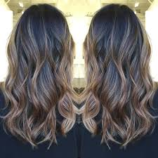 how to balayage on medium length hair best 25 balayage on dark hair ideas on pinterest caramel
