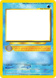pokemon tcg blanks neo jumbo baby by icycatelf on deviantart