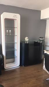 Hairdressers Reception Desk Hairdressing Reception Desk And Wella Product Stand In Leyburn