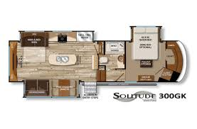 Sprinter Fifth Wheel Floor Plans by For Sale New 2017 Grand Design Solitude 300gk 5th Wheels Voyager