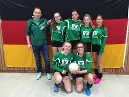 Rvb Bad Staffelstein Tv Faustballerinnen Bei Deutscher Meisterschaft Faustball In
