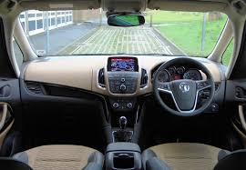 opel zafira interior review vauxhall zafira tourer shapely shifter wayne u0027s world