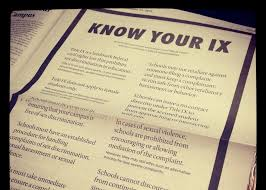 taking legal action under title ix know your ix