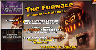 dungeon si e evento la fornace si lancia in battaglia dungeon italia