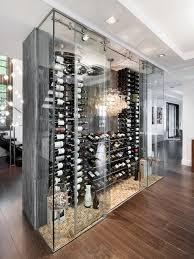 wine cellar bottle display wine display and glasses case