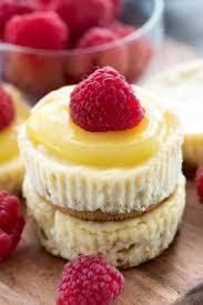 easy mini cheesecakes 4 ways crazy for crust