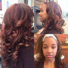 the best way to sew a hair weave transitioning to natural hair with weaves the right way