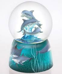 butterfly water globe at things remembered snow globes