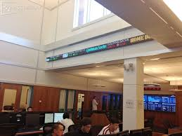 bentley university bentley university university finance lab