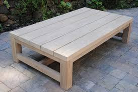 Diy Patio Coffee Table Patio Tables Storage Sg2015