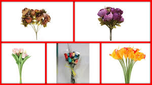 Cheap Fake Flowers 5 Most Popular Cheap Artificial Flowers For Valentine Day