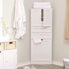 homcom bathroom sink cabinet vanity unit basin wooden storage