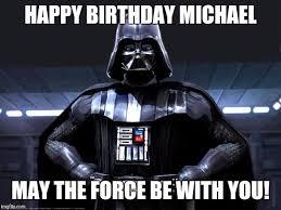 Star Wars Birthday Memes - disney star wars imgflip