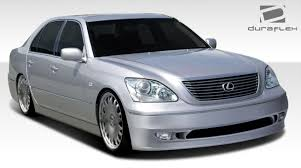 lexus ls 430 history lexus ls series full body kits lexus ls430 full body kit 04 05 06
