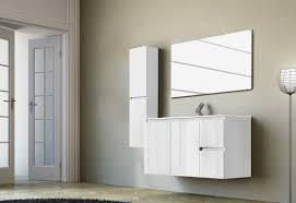 How High Is A Bathroom Vanity by 40 Inch Modern High Gloss White Finish Bathroom Vanity Set