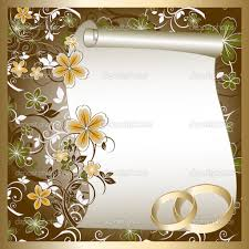 Marriage Invitation Card Design Blank Wedding Invitation Cards Disneyforever Hd Invitation