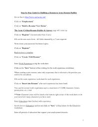 resume format for boeing fair military resume cover letter also resume format for