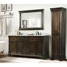 96 inch double vanity example of a classic bathroom design in