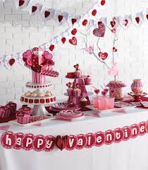 Decoration For Valentine Day by Produce A Romantic Dinner By Using Easy Valentine U0027s Day Table