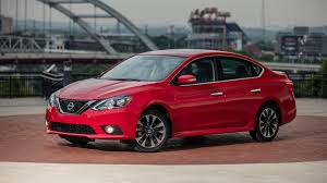 nissan sentra door shell 2017 nissan sentra sr turbo revealed with 188 hp and sporty design
