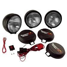 3 inch fog light kit 5 inch round hid off road fog light kit black steel housing by