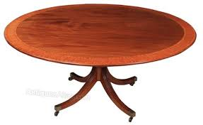 round mahogany dining table large round mahogany dining table william tillman antiques atlas