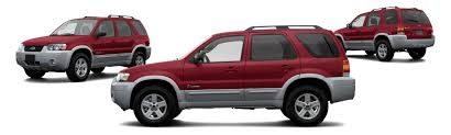 ford crossover 2007 2007 ford escape hybrid 4dr suv research groovecar
