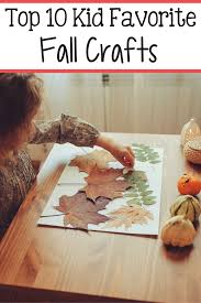 10 kid fall craft ideas the relaxed homeschool