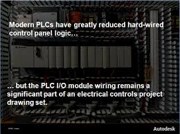 tutorial autocad autodesk tutorial automation of plc i o drawings autocad electrical