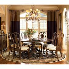 60 inch round dining room table 7 piece round dining room set dining room wingsberthouse round 7