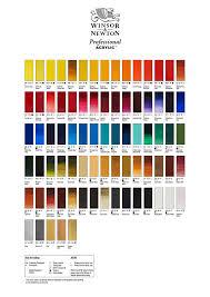 amazon com winsor u0026 newton professional acrylic color paint 60ml