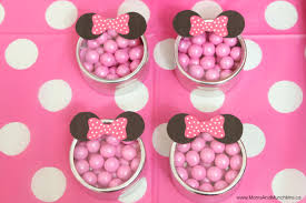 minnie mouse birthday decorations minnie mouse birthday party chickabug