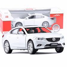 mazda car new model aliexpress com buy high simulation new mazda 6 atenza 1 32