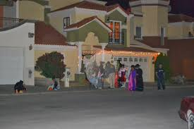 halloween house lights to music voyages of the s s whalen halloween in ciudad juarez and el paso