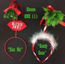 mistletoe headband mistletoe headband christmas sweater santa