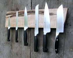 Kitchen Craft Knives Knifes Kitchen Craft Deluxe Cast Magnetic Knife Rack 45cm