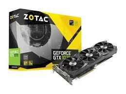 best black friday deals on gtx 1070 zotac geforce gtx 1070 8gb gddr5 video card slickdeals net