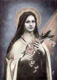 Prayer To St Therese The Little Flower - a novena to st therese from the little flower in god u0027s garden of