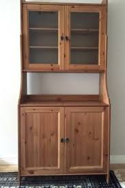 Ikea Discontinued Bookshelf Pine Welsh Dresser Cabinent Bookshelf Ikea Discontinued