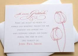 sympathy thank you cards sympathy thank you cards best sympathy thank you notes ideas on