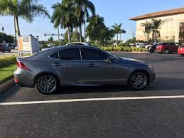 lexus rc f nebula grey pic of your 3is right now page 242 clublexus lexus forum