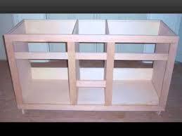 How To Make A Bathroom Vanity Build A Bathroom Vanity Cabinet Part 1 Bathroom Vanity Plans To