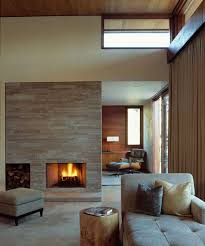 Dual Gas And Wood Burning Fireplace by The Fireplace Makes A Statement Whether It U0027s Gas Or Wood Burning