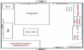 Home Layout Design Rules Design Of Fengshui Bedroom Layout In Interior Decor Inspiration