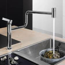 Dornbracht Kitchen Faucet Tara Ultra Pivot Faucet By Dornbracht The Best Kitchen