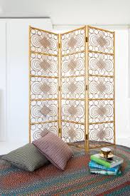 Rattan Room Divider Mid Century Three Panel Wicker Room Divider 1950s For Sale At Pamono