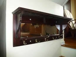 Shelf Hooks Entryway Cute Entryway Mirror With Hooks Easy Entryway Mirror With Hooks