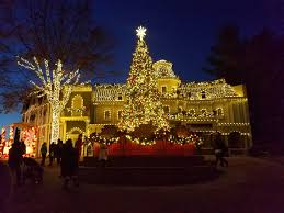 How Much Is 6 Flags Six Flags Holiday In The Park The Adventures Of C A B
